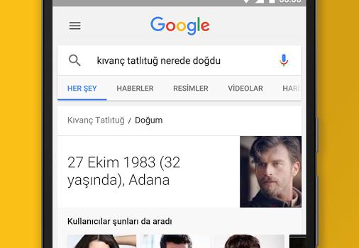 Google Search Ekran Görüntüleri - 6