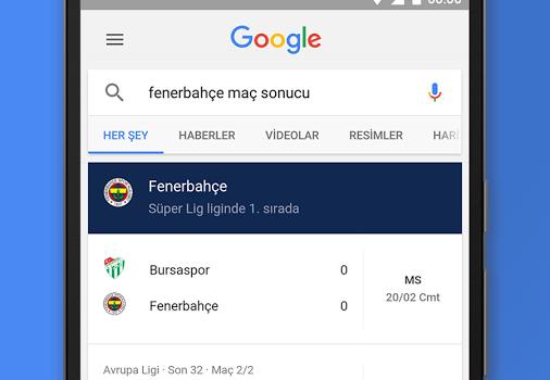 Google Search Ekran Görüntüleri - 5