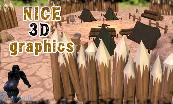 Gorilla Simulator 3D Ekran Görüntüleri - 1