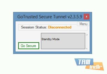 GoTrusted Secure Tunnel Ekran Görüntüleri - 3