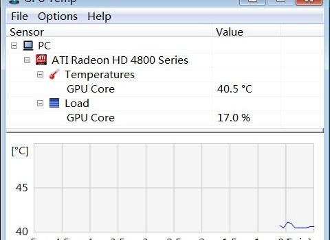 GPU Temp Ekran Görüntüleri - 1