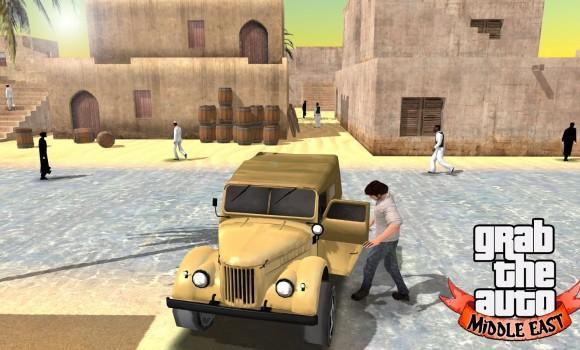 Grab The Auto : Middle East Ekran Görüntüleri - 1