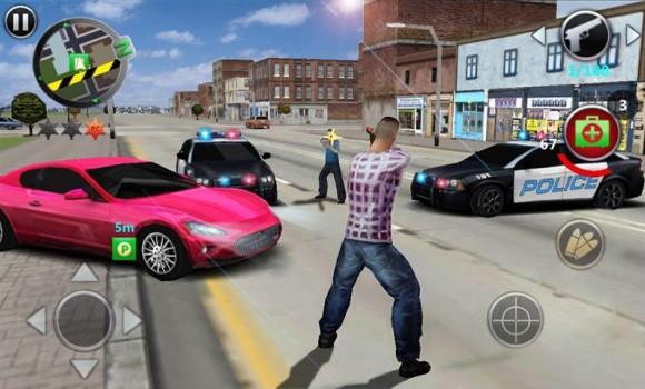 Grand Gangsters 3D Ekran Görüntüleri - 5