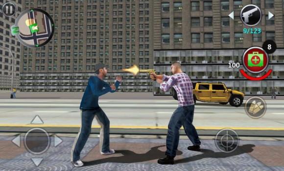 Grand Gangsters 3D Ekran Görüntüleri - 3