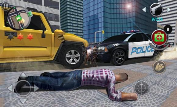 Grand Gangsters 3D Ekran Görüntüleri - 1