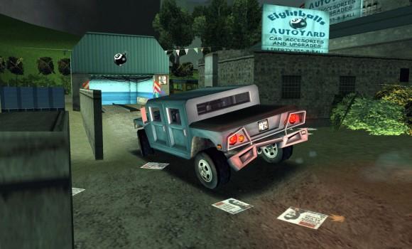 Grand Theft Auto 3 Ekran Görüntüleri - 10