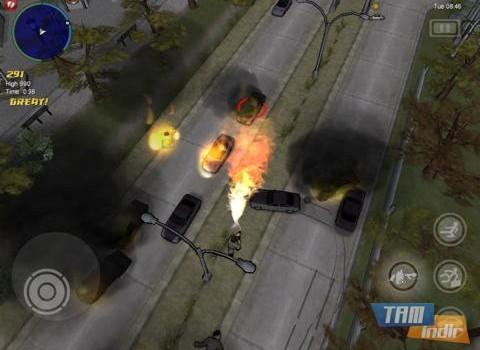 Grand Theft Auto: Chinatown Wars HD Lite Ekran Görüntüleri - 1