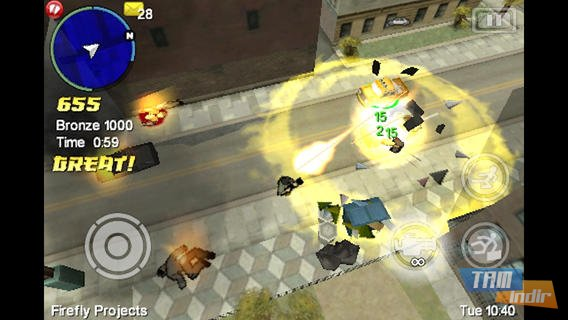 Grand Theft Auto: Chinatown Wars Ekran Görüntüleri - 2