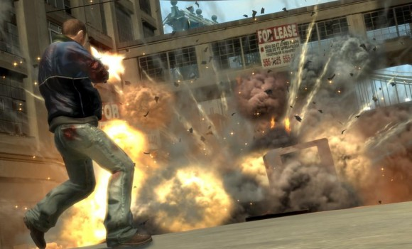 Grand Theft Auto IV Ekran Görüntüleri - 4