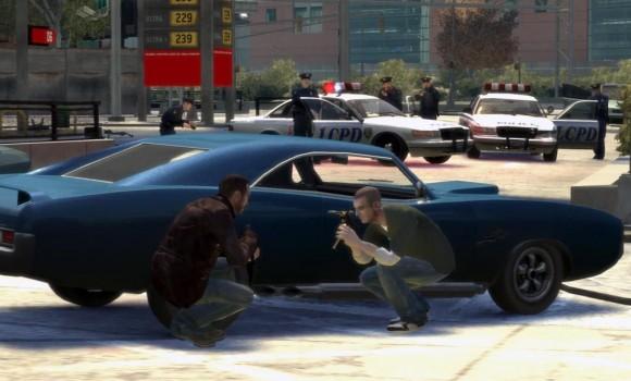 Grand Theft Auto IV Ekran Görüntüleri - 9