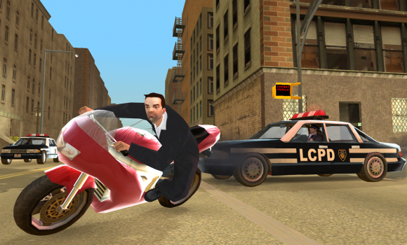 Grand Theft Auto: Liberty City Stories Ekran Görüntüleri - 4