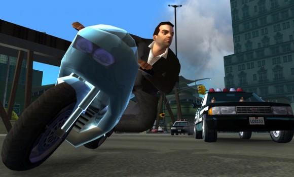 Grand Theft Auto: Liberty City Stories Ekran Görüntüleri - 5