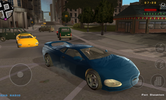 Grand Theft Auto: Liberty City Stories Ekran Görüntüleri - 3