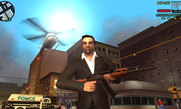 Grand Theft Auto: Liberty City Stories Ekran Görüntüleri - 1