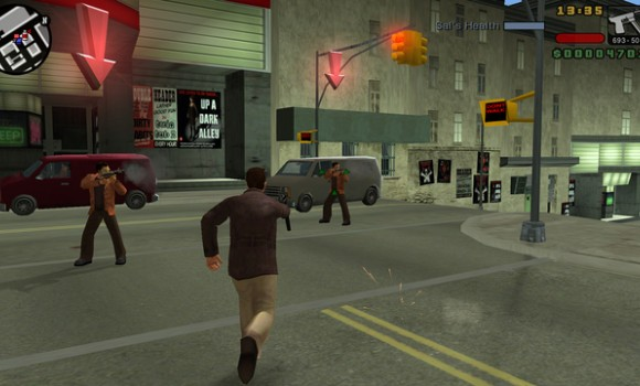 Grand Theft Auto: Liberty City Stories Ekran Görüntüleri - 1