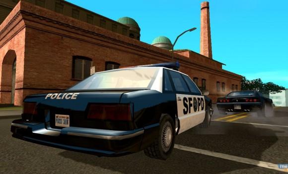 Grand Theft Auto: San Andreas Ekran Görüntüleri - 9