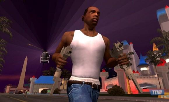 Grand Theft Auto: San Andreas Ekran Görüntüleri - 3