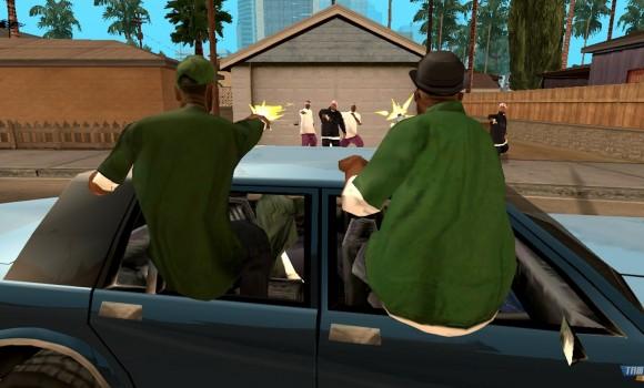 Grand Theft Auto: San Andreas Ekran Görüntüleri - 8