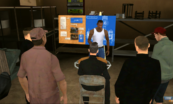 Grand Theft Auto: San Andreas Ekran Görüntüleri - 5