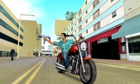 Grand Theft Auto: Vice City Ekran Görüntüleri - 9