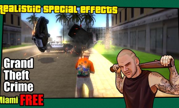 Grand Theft : Crime Miami FREE Ekran Görüntüleri - 4
