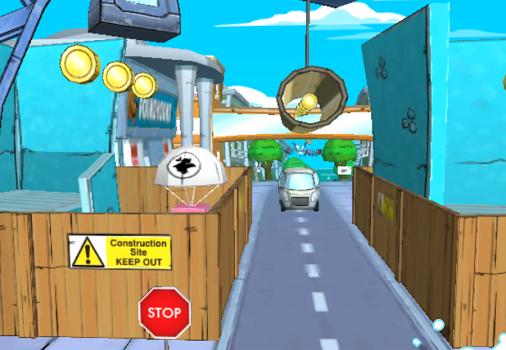 Grand Theft Seagull Ekran Görüntüleri - 1
