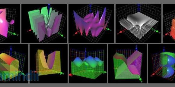 Graphing Calculator 3D Ekran Görüntüleri - 1