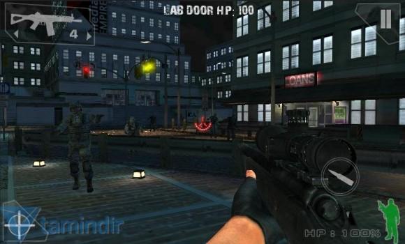 Green Force: Zombies Ekran Görüntüleri - 4