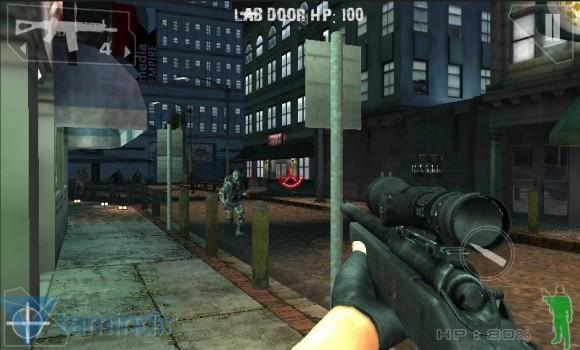Green Force: Zombies Ekran Görüntüleri - 3