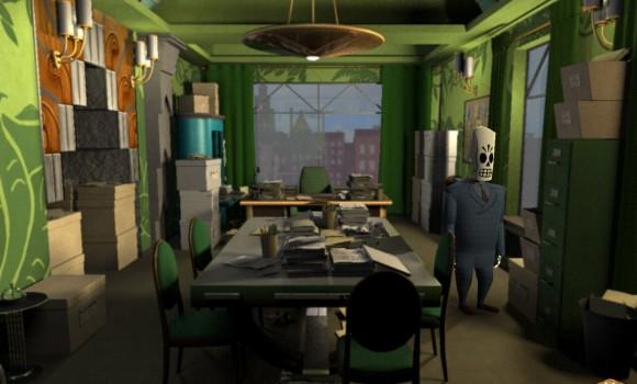 Grim Fandango Remastered Ekran Görüntüleri - 14