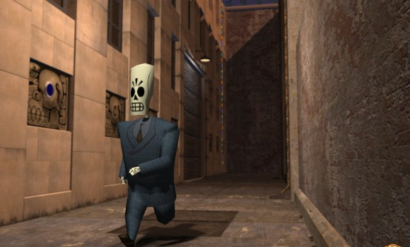 Grim Fandango Remastered Ekran Görüntüleri - 13