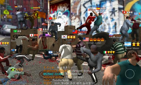 Group Fight Online Ekran Görüntüleri - 5