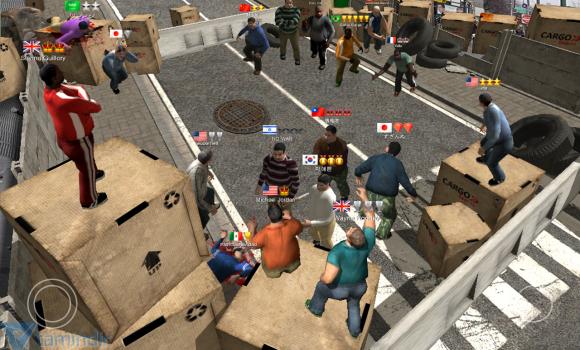 Group Fight Online Ekran Görüntüleri - 4