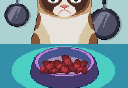 Grumpy Cat's Worst Game Ever Ekran Görüntüleri - 5