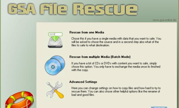 GSA File Rescue Ekran Görüntüleri - 3