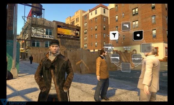 GTA 4 Watch Dogs Modu Ekran Görüntüleri - 7