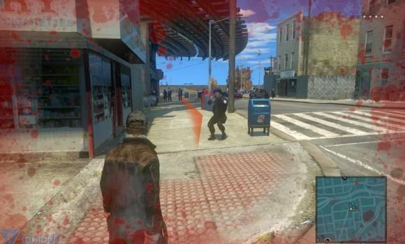 GTA 4 Watch Dogs Modu Ekran Görüntüleri - 2