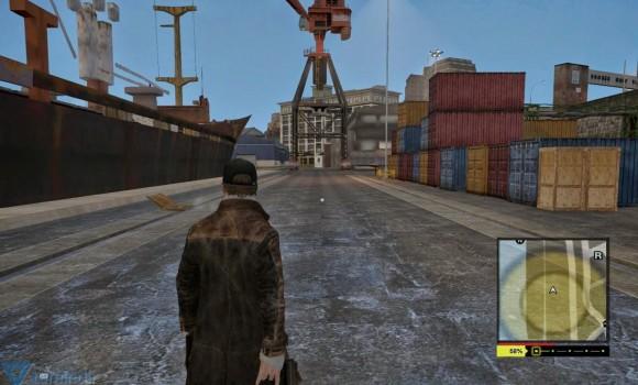 GTA 4 Watch Dogs Modu Ekran Görüntüleri - 1