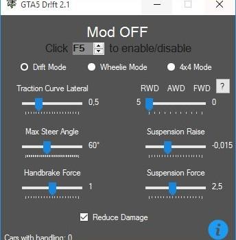 GTA 5 Drift Modu Ekran Görüntüleri - 5