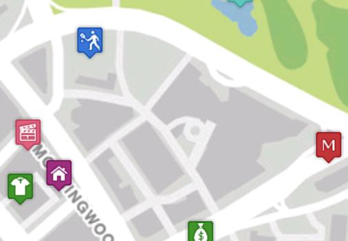GTA 5 Haritası Ekran Görüntüleri - 7
