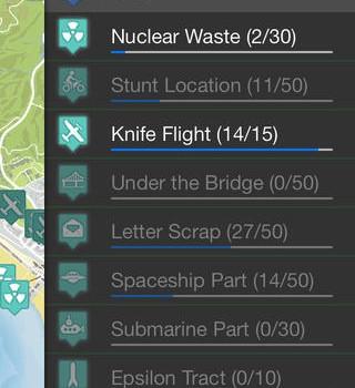 GTA 5 Haritası Ekran Görüntüleri - 3