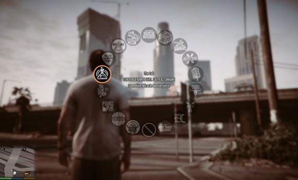 GTA 5 Mobile Radio Mod Ekran Görüntüleri - 1