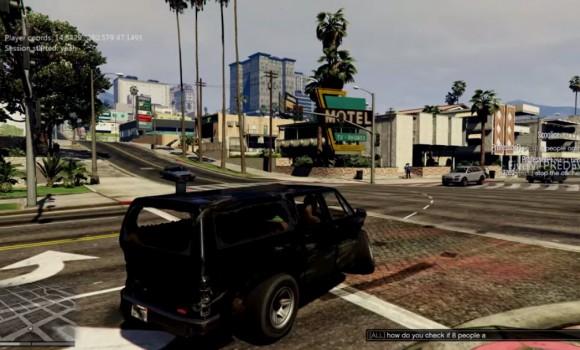 GTA 5 Multiplayer Mod Ekran Görüntüleri - 1