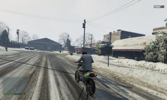GTA 5 North Yankton Loader Ekran Görüntüleri - 2