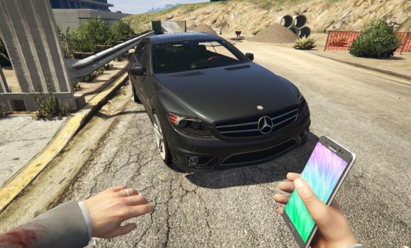 GTA 5 Patlayan Galaxy Note 7 Modu Ekran Görüntüleri - 4