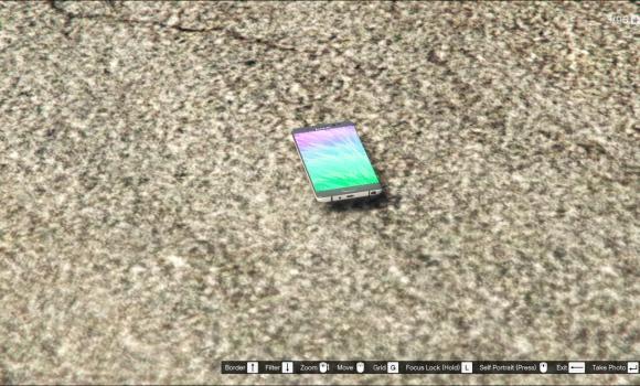GTA 5 Patlayan Galaxy Note 7 Modu Ekran Görüntüleri - 3
