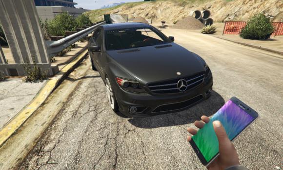 GTA 5 Patlayan Galaxy Note 7 Modu Ekran Görüntüleri - 1
