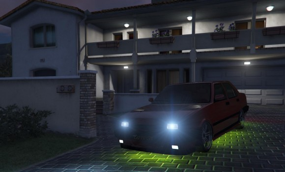 GTA 5 Tofaş Modu Ekran Görüntüleri - 1