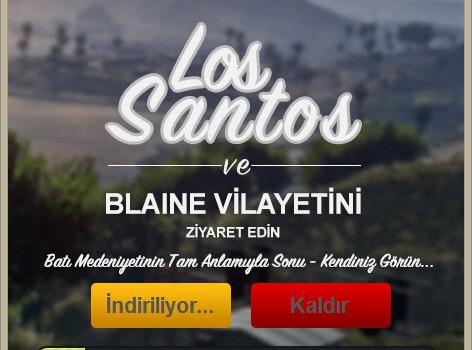 GTA 5 Türkçe Yama Ekran Görüntüleri - 6