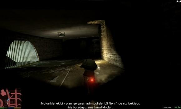GTA 5 Türkçe Yama Ekran Görüntüleri - 3